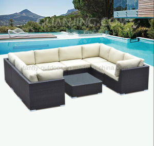 Foshan Outdoor Furniture Factory Wholesale Price Sectional Corner Sofa Set pictures & photos