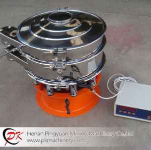 Ultrasonic Rotary Vibrating Screen for Power pictures & photos