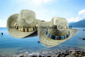 100% Rush Straw Cowboy Hat pictures & photos