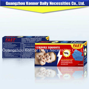 China Konnor Hot Sale and Long Effective Mosquito Mat Repellent Patch pictures & photos
