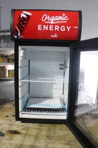 High Quantity Upright Display Beverage Cooler Showcase Sc-25L pictures & photos