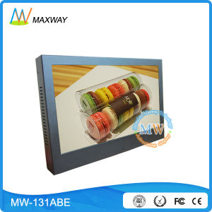 13.3 Inch Poe Powered Android LCD Digital Signage Display (MW-131ABE) pictures & photos