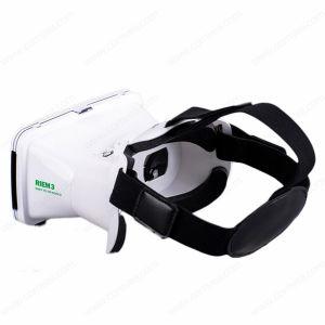 Head Mounted Virtual Reality 3D Glasses Wtih Remote Control Virtual Reality