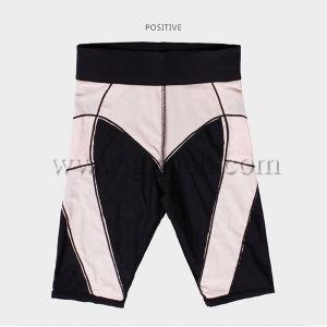 Japan Unisex Elastic Sports Slimming Short Pants pictures & photos