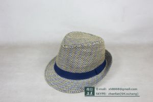Trilby Straw Hat (OT-XH8031) pictures & photos