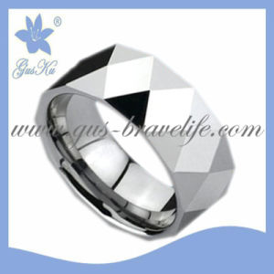 Fashion Tungsten Finger Ring Jewelry 2015 Gus-Tur-041 pictures & photos