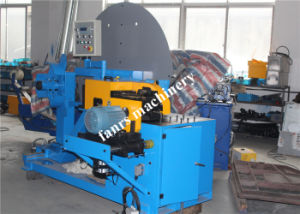 F1500b Spiral Tube Forming Machine with Automatic Saw Blade Cutting System pictures & photos