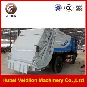 Dongfeng 10m3 Compress Garbage Truck pictures & photos