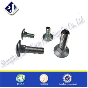 Good Quality Round Head Square Neck Bolt pictures & photos