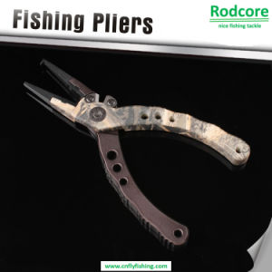 Camo Painted Aluminium Fishing Pliers pictures & photos
