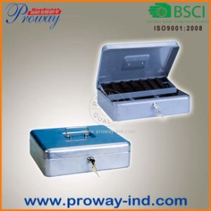 Cash Box for Rolled Coins with Removable Cash Tray pictures & photos