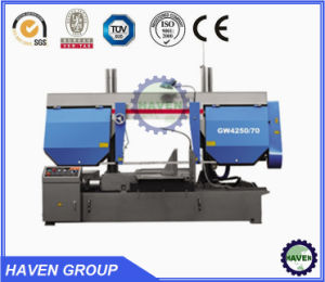 Automatic Double-Column Band Sawing Machine for Metal Cutting pictures & photos