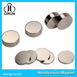 Small Disc Neodymium Magnet for Closure Folding Paper Gift Box pictures & photos