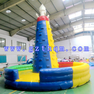 Outdoor Adult Athletic Contest Inflatable Climbing Wall pictures & photos