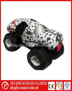 Plush Toy of Cartoon Dog Sport Car Model pictures & photos