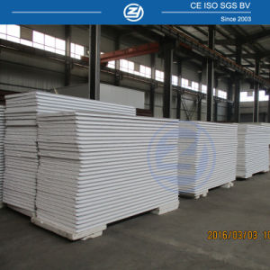 Good Quality Low Cost EPS Sandwich Panel for Prefab Building pictures & photos