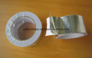 Adhesive Aluminum Foil Tape Heat Resistant pictures & photos