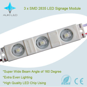 170 Degree 0.72W SMD 2835 LED Injection Module for Channel Letters pictures & photos