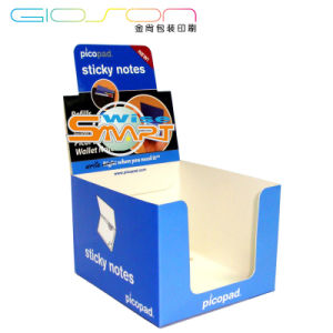 Custom Paper Packaging Box/ Counter Display Box Printing pictures & photos