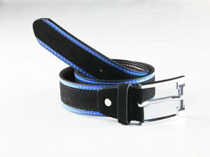 Braided PU Leather Belt Ladies Fashion New Design Webbing Belt