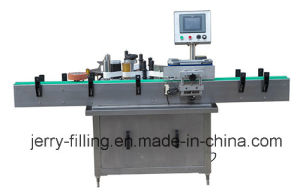 Automatic Labelling Machine (sticky label for glass or pet bottle) pictures & photos