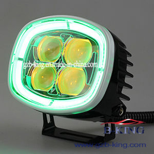 New 4.5 Inch 40W 3600lm LED Work Light off Road pictures & photos
