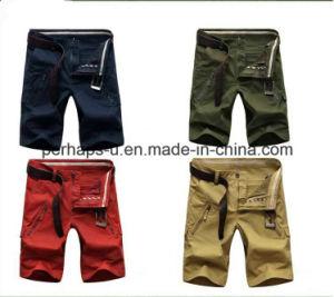 High Quality Men′s Trousers Men′s Casual Beach Pants Sport Shorts pictures & photos