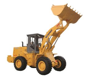 3ton Front End Loader with 1.7cbm Bucket Capacity pictures & photos