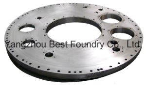 Ductile Iron Casting Flange Marine Propeller Accessory