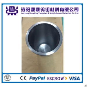 Molybdenum Crucible From Luoyang Dingding Manufacturer pictures & photos