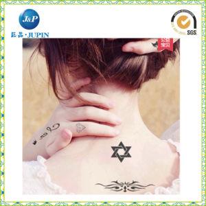 2016 Hot Sale Fashion Custom Sun Tattoo Sticker (JP-TS070) pictures & photos