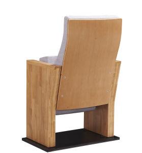 New Design Wood Veneer Auditorium Chair pictures & photos