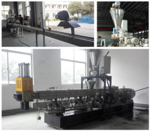 PP Mix Wire Extrusion Recycling Machines Price with Air Cooling Line pictures & photos