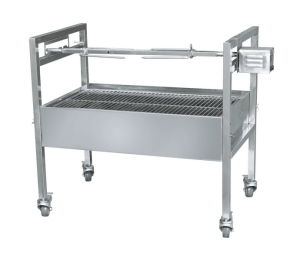 Charcoal Rotisserie BBQ Grill with Motor (TM-OM13) pictures & photos