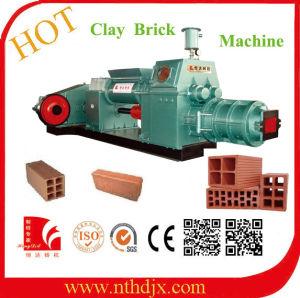 China Clay Brick Machine/Soil Clay Brick Machine Price pictures & photos