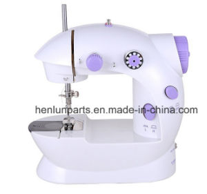 Expert Supplier of portable Household Mini Sewing Machine (HTJ-202) pictures & photos