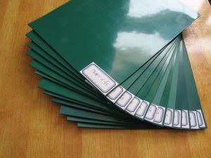 ESD Rubber Sheet, Antistatic Rubber Sheet with Green/Black, Blue/Black, Grey/Black, Black/Black Color pictures & photos