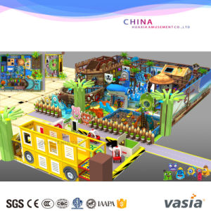 EU Kids Amusement Park Jungle Series Indoor Playground Equipment pictures & photos