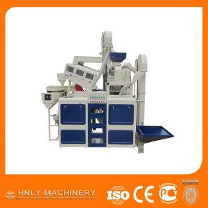 Hot Selling Food Processing Machinery Combined Rice Mill pictures & photos