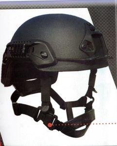 Aramid Nij Iiia Bulletproof Helmet for Army pictures & photos