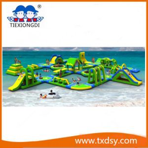Giant Funny and Excitting Inflatable Water Floating Playground pictures & photos