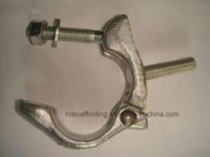 Scaffolding Drop Forged Half Swivel Coupler pictures & photos