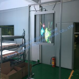 P5 Idoor Outdoor Transparent Glass LED Display pictures & photos