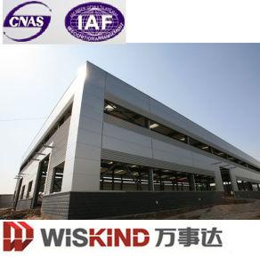 Wiskind Prefab Flexible Design Metal Building pictures & photos