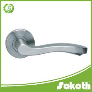 Ss Stainless Steel 201/304/316 Lever Door Handle/ Door Lock 19 pictures & photos