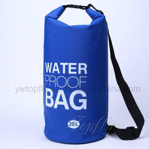 20L Ultralight Portable Outdoor Travel Rafting Waterproof Dry Bag pictures & photos