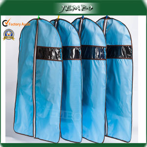 Various Non Woven PEVA PVC Plastic Quality Garment Bags pictures & photos
