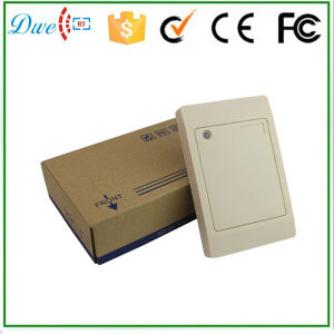 Factory Price 12V Weigand 26 Waterproof IP65 RFID Em-ID 125kHz Proximity Access Control Reader pictures & photos