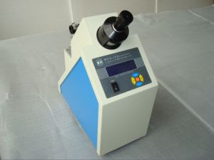 High Performance Optical Instrument Digital Display Abbe Refractometer pictures & photos