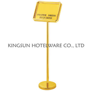 Sign Stand Blank Board Hot Sale pictures & photos